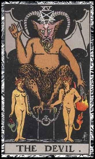15 - The Devil