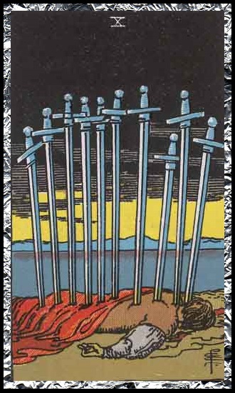 Ten swords